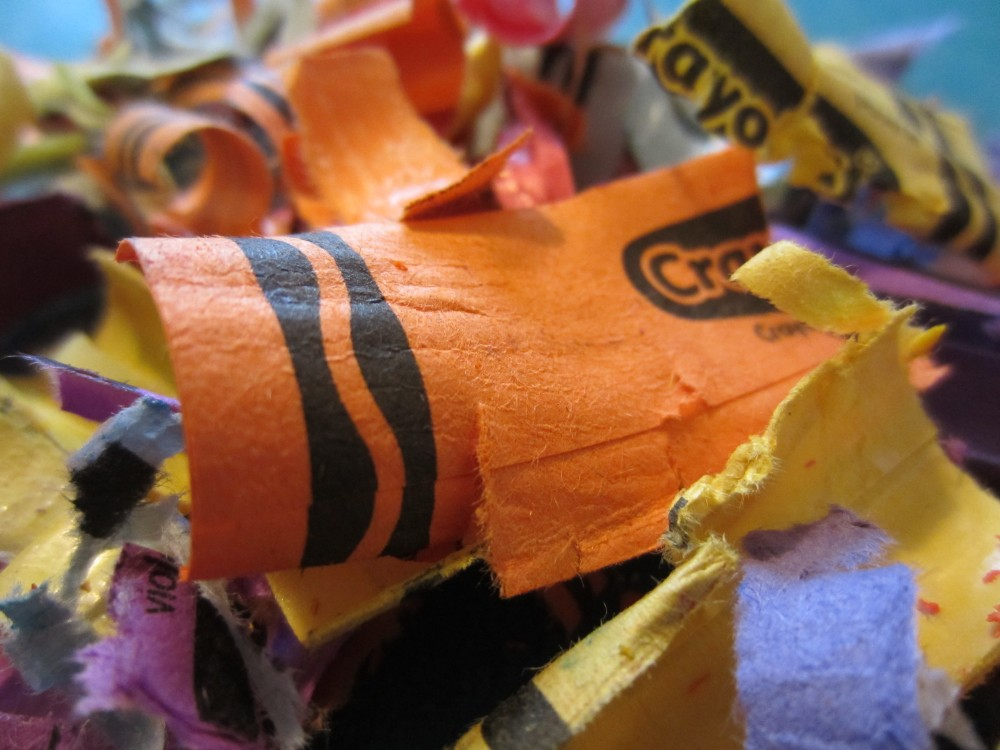 Valentine's Day Crayons (Recycled Crayon Hearts)  (2/6)