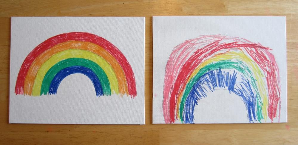 Over the [Button] Rainbow (3/6)