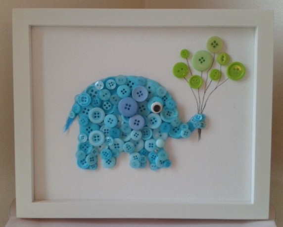 Button Elephant In The Room