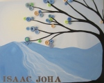 Paintings for brothers- Isaac Joha