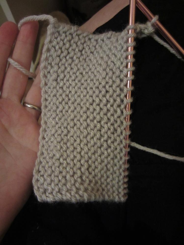 Knitted Bow Headband (6/6)
