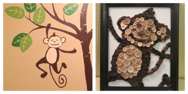 Monkey Collage