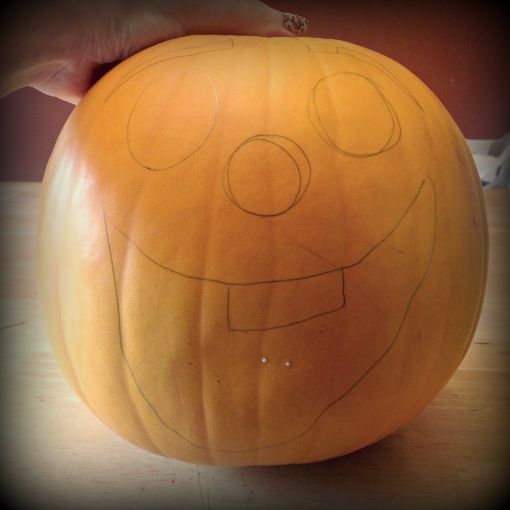 Do You Want to Build a Jack-O-Lantern? Olaf Pumpkin Tutorial (5/6)